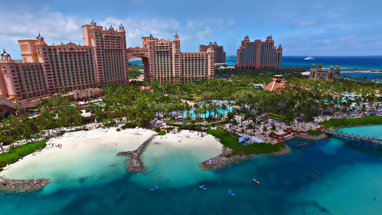 Official Nassau Paradise Island Bahamas Vacation Guide - Bahamas