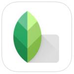 Snapseed Photo Editing App Logo