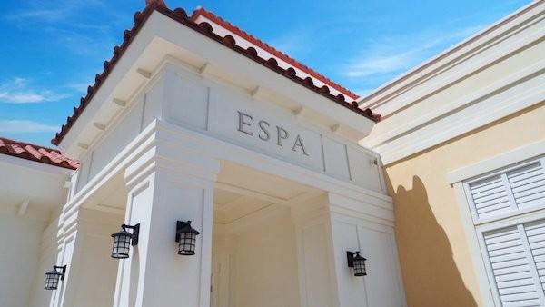 ESPA building at Baha Mar