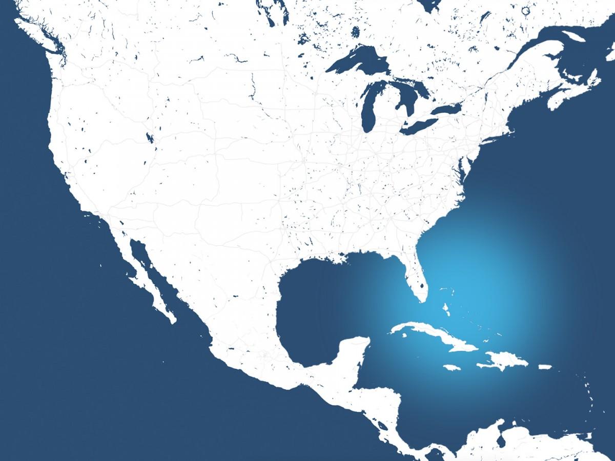 Air Traffic Hubs Bureau Of Transportation Statistics The US - Major us airport hubs map
