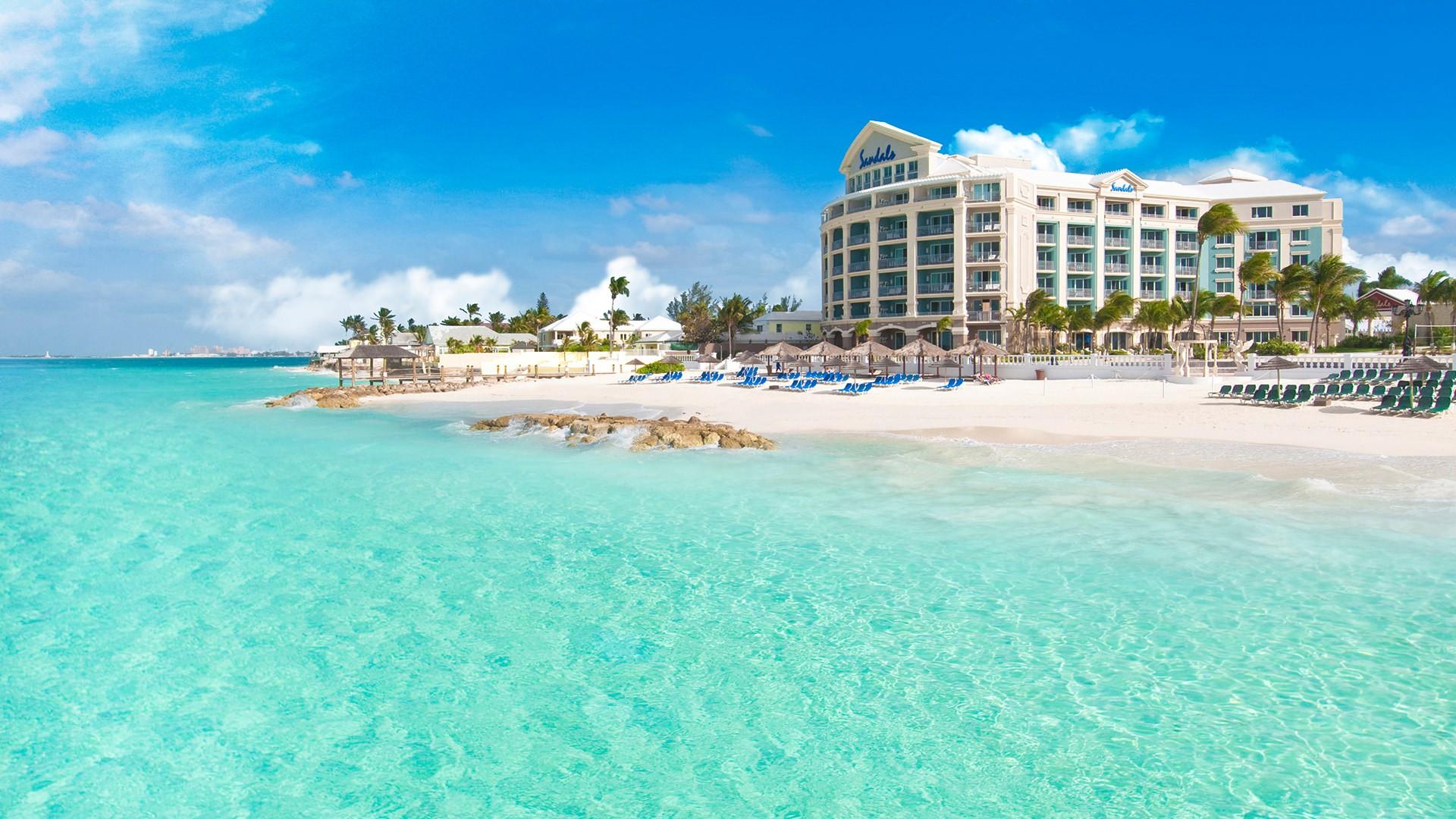 Balmoral Zen Garden Room Sandals Royal Bahamian Spa Resort