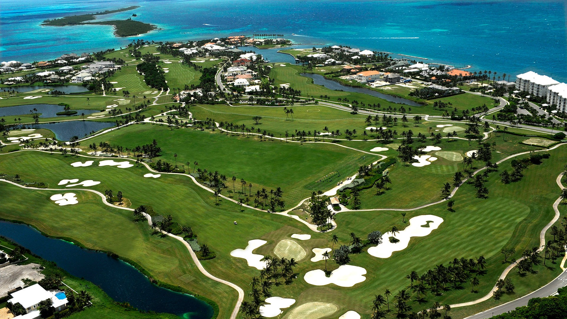 Bahamas Island Resort And Golf Club