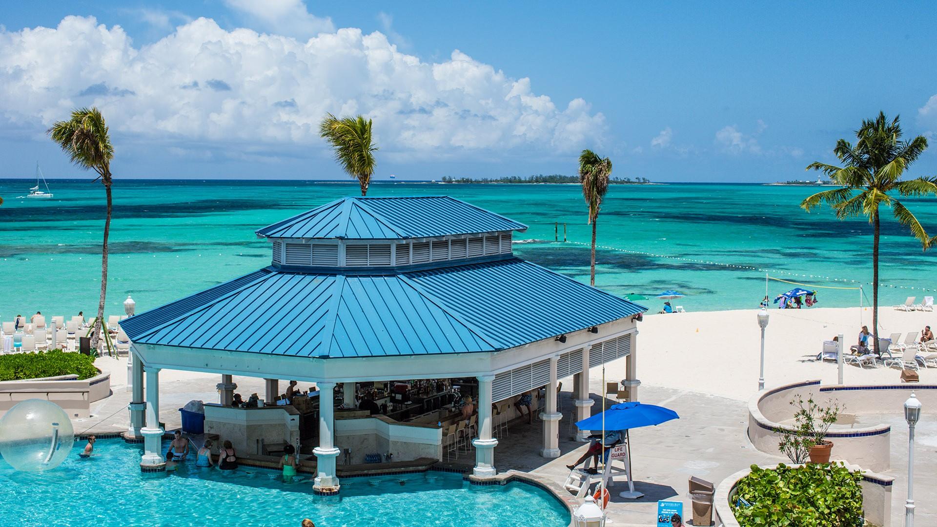 Hotel Melia Nassau Restaurants